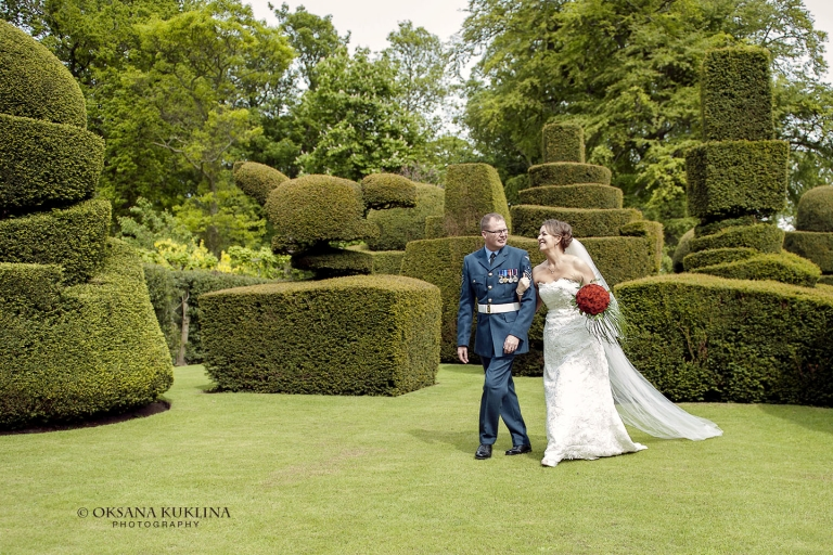 Fiona And Marks Wedding At Earlshall Castle Near Leuchars Fife Scotland By Oksana
