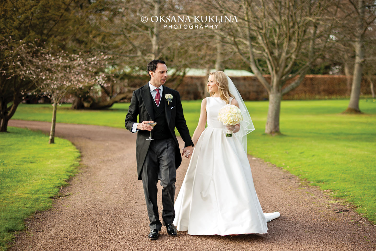 Jill and Navin's wedding in Haddington, Scotland by Oksana Kuklina Photography