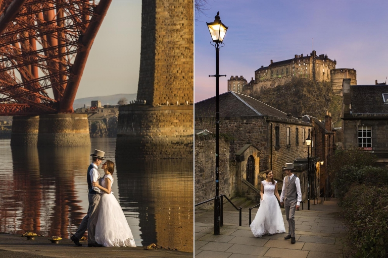 South Queensferry Wedding Photographer