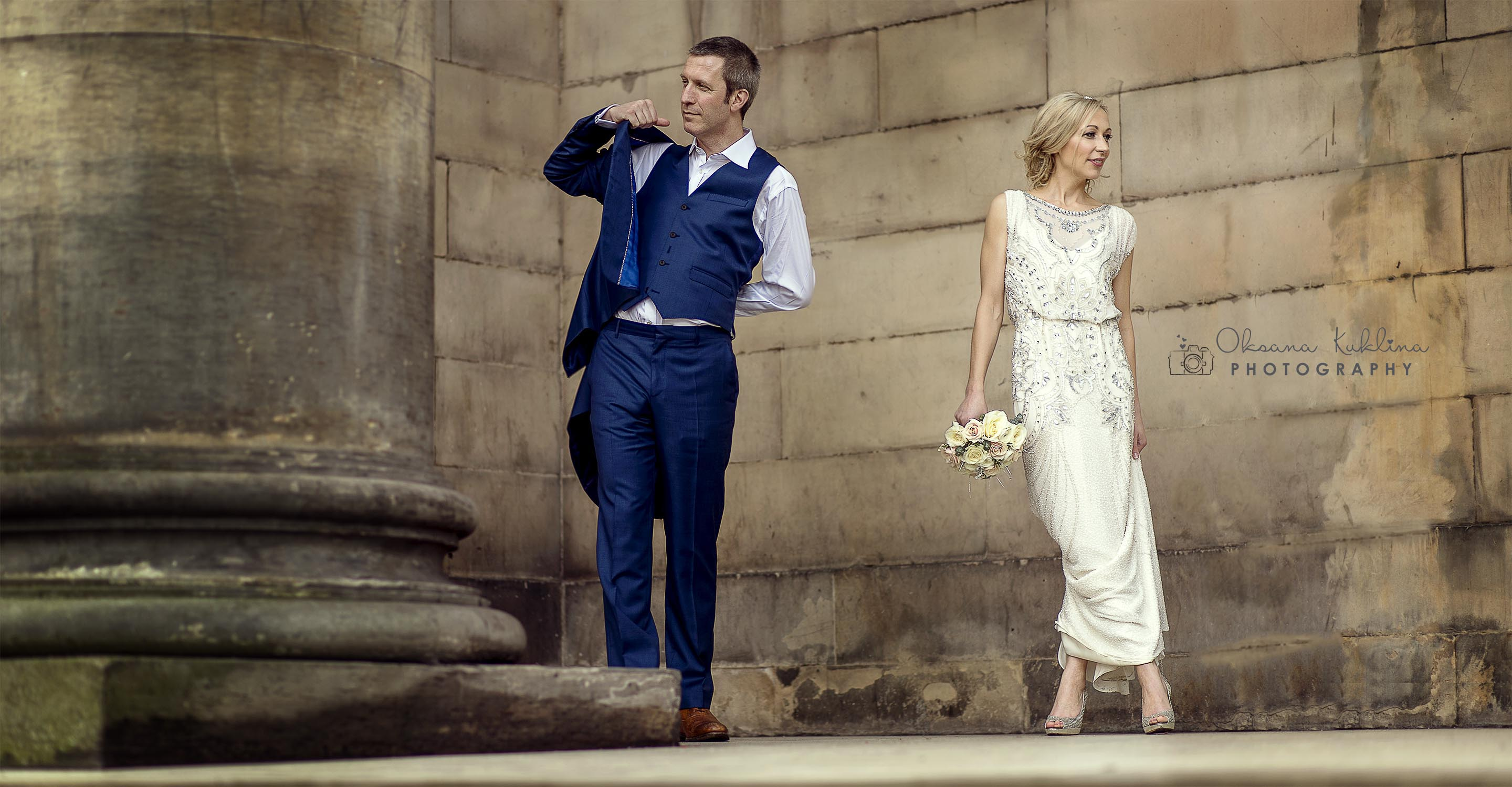 Best Edinburgh Wedding Photographer C Oksana Kuklina Photography