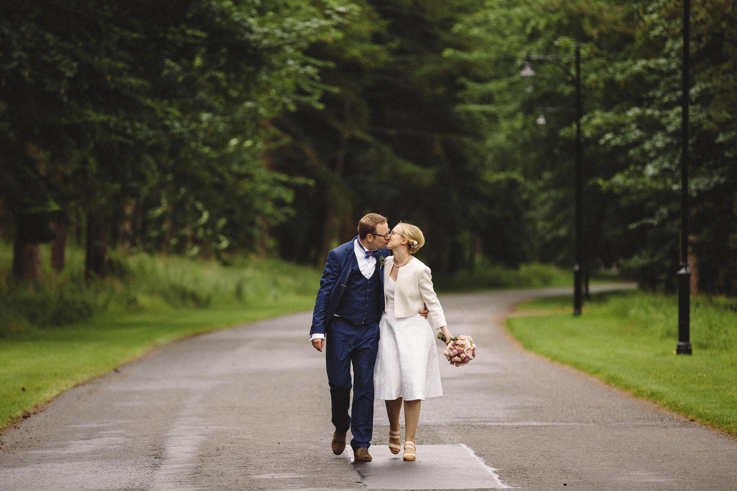 Adventurous Scotland elopement by © Oksana Kuklina Photography