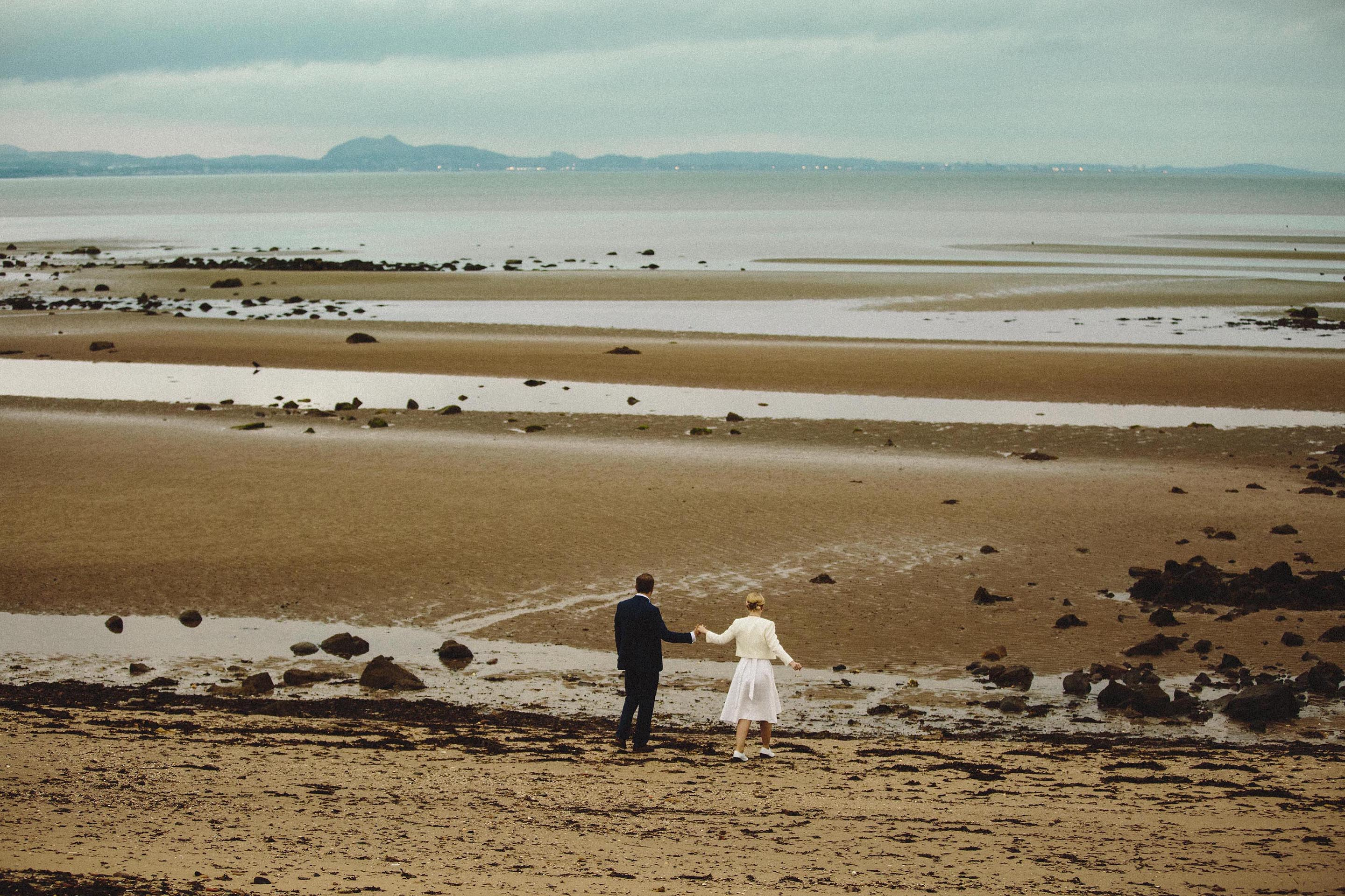 Best Scotland wedding photographer © Oksana Kuklina Photography