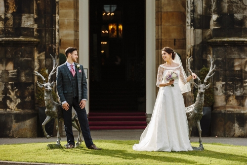 Mar Hall Wedding Glasgow Photographer