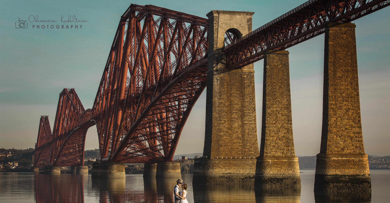 Fine Art Scotland Wedding Photographer © Oksana Kuklina Photography