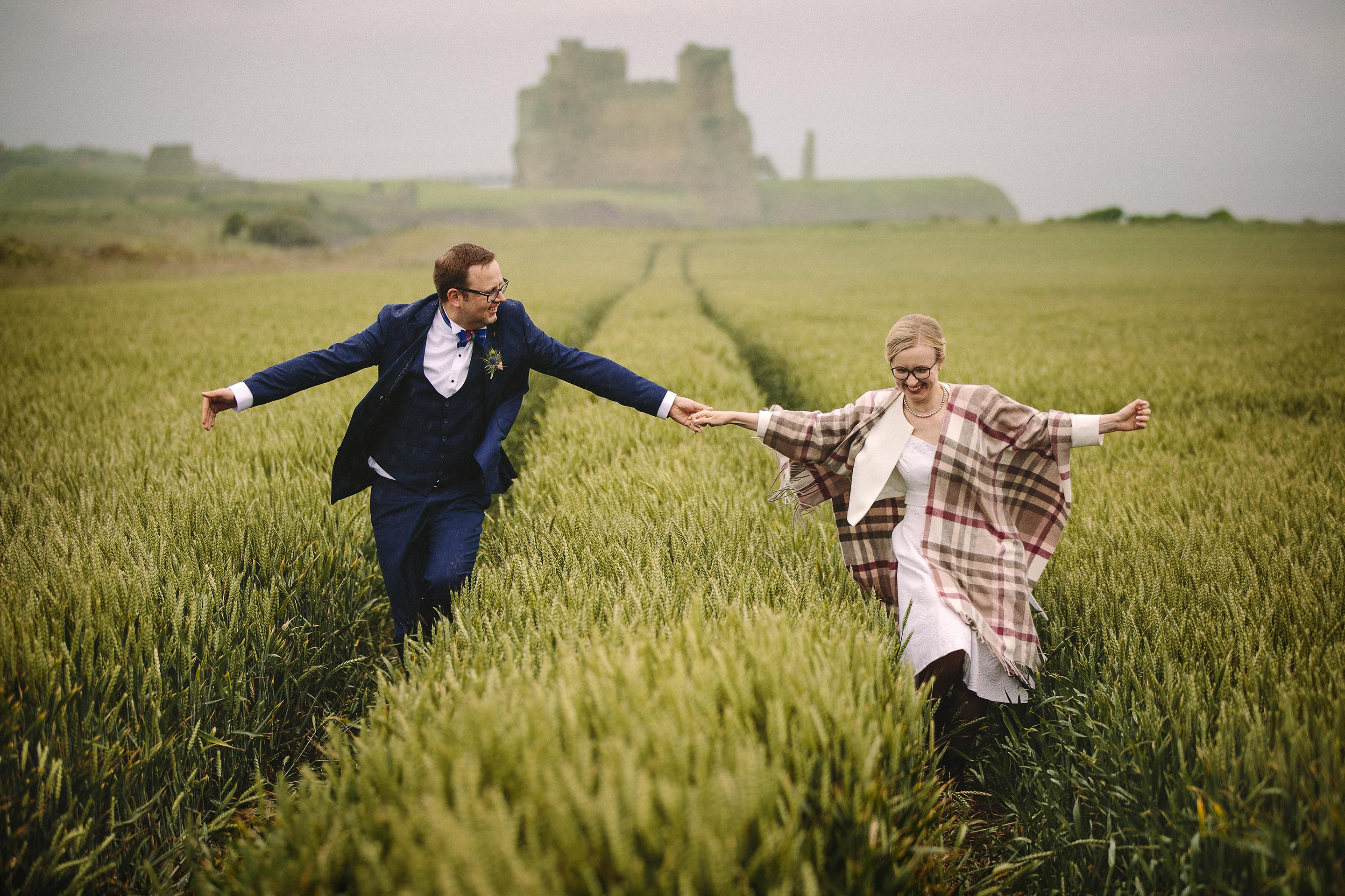 Scotland wedding photographer © Oksana Kuklina Photography